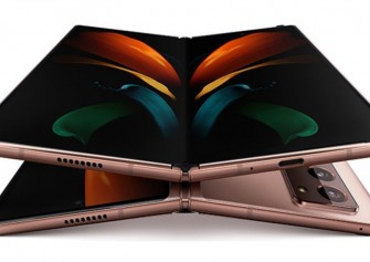 Samsung Galaxy Z Fold 2 Resmi Olarak Duyuruldu