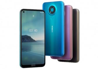 Nokia 2.4 ve 3.4 resmi olarak duyuruldu