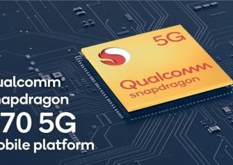 Snapdragon 870 5G işlemci duyuruldu