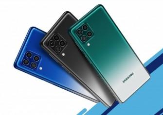 Samsung Galaxy F62 resmi olarak duyuruldu