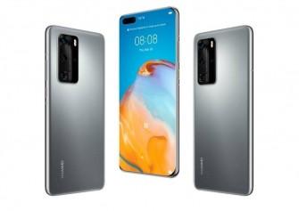 Huawei P40 4G resmi olarak duyuruldu
