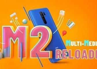 Poco M2 Reloaded resmi olarak duyuruldu