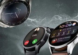 Huawei Watch 3 ve 3 Pro resmi olarak duyuruldu