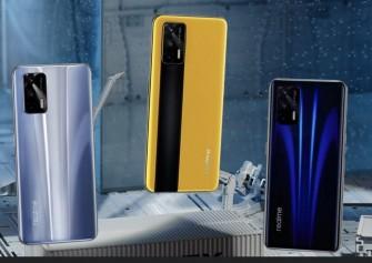 Realme GT 5G Türkiye'de satışa sunuldu