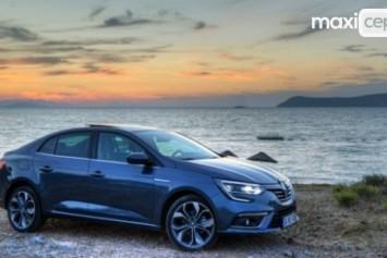 Yeni Megane Sedan Türkiye'de Satışa Sunuldu