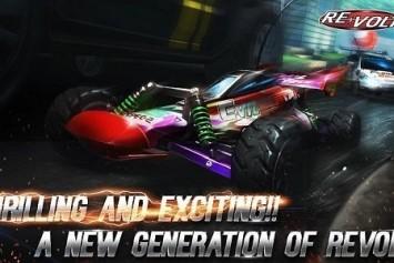 Re-Volt 3 araba yarışı oyunu Android ve iOS için yayınlandı
