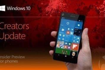 İşte gelecek yıl Windows 10 Mobile'a Gelecek Bazı Değişiklikler