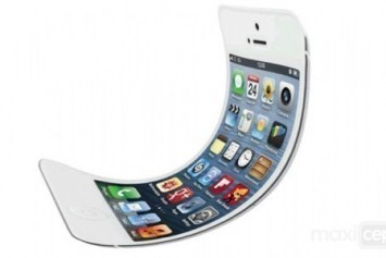 Katlanabilir iPhone geliştirmek için, Apple patent aldı