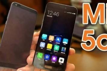 Xiaomi Mi 5C'nin Yeni Görselleri İnternete Sızdırıldı
