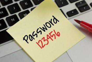 2016'da en çok bu şifreler çalındı!