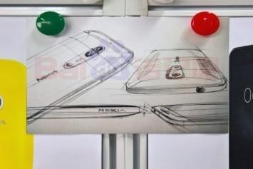Nokia'nın Amiral Gemisinin Sızan Görseli Zeiss Lensli Dual Kamerayı İşaret Ediyor