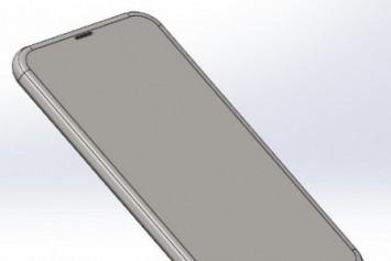 İphone 8'e Ait Olduğu İddia Edilen 3D CAD Görüntüleri Sızdırıldı