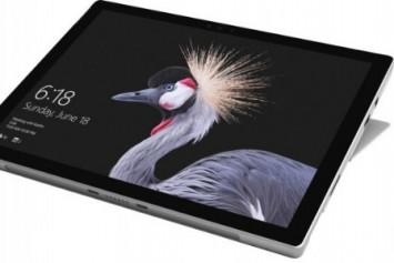 Microsoft, Yeni Surface Pro Tableti Önümüzdeki Hafta Duyuracak