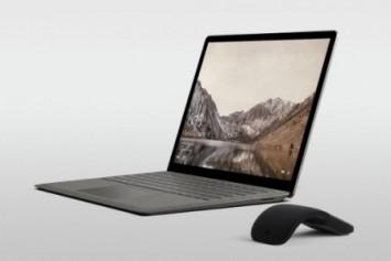 Windows 10 S İşletim Sistemli Surface Dizüstü Bilgisayar Görüntüleri