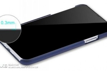 İphone 8'e Ait Koruyucu Kapak Render Görselleri Sızdırıldı