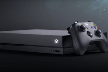Microsoft, Project Scorpio Kod Adıyla Geliştirdiği Xbox One X Oyun Konsolunu Duyurdu