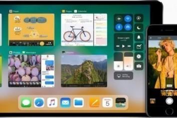 iOS 11 Beta ile gelen duvar kağıtları