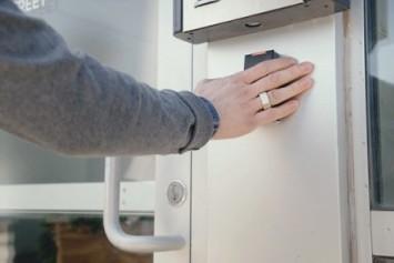 Evlerin kapılarını, anahtar yerine akıllı yüzükler açacak