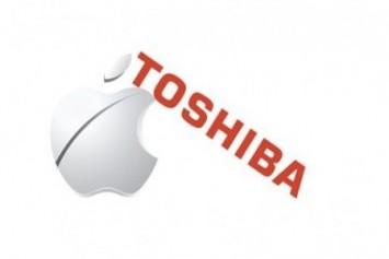 Toshiba'nın bellek bölümünü, Apple talip gibi görülüyor