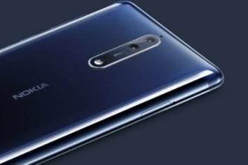 Nokia 8 için 1.3GB'lık Android 8.0 Oreo Güncellemesi Geliyor