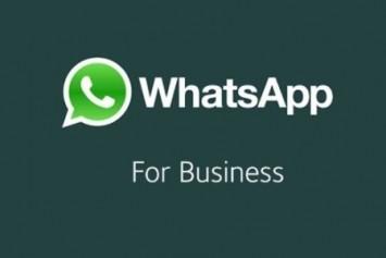 WhatsApp, İşletmeler için Özel Uygulamasını Duyurdu