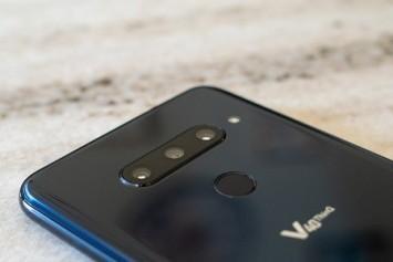LG V40 ThinQ Üç Arka Kamera İle Harikalar Yaratıyor
