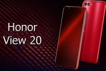 Honor View 20'nin Arkasındaki 48 MP Kamera Harika İşler Çıkarıyor