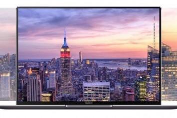Huawei'den ultra ince ve 3K ekranlı: MateBook X Pro