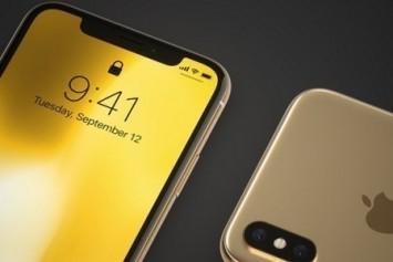 iPhone X ve X Plus altın renkli olsa nasıl görünürdü?
