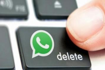 WhatsApp mesaj silme süresi uzatıldı