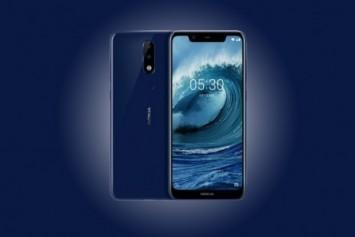 Nokia 5.1 Plus render görselleri sızdırıldı