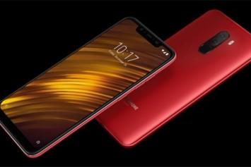 Xiaomi Poco F1 tanıtıldı, işte resmi görüntüleri