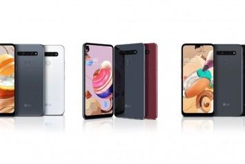 LG 2020 K Serisi Akıllı Telefonlarını Duyurdu: K61, K51S ve K41S