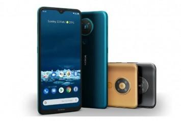Nokia 5.3 ve 1.3 resmi olarak duyuruldu