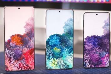 Samsung Galaxy S20 Duvar Kağıtları