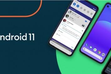 Android 11 Duvar Kağıtları