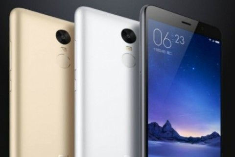 Xiaomi Redmi Pro Görselleri