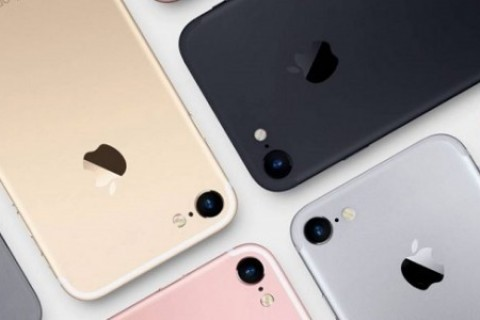 <strong>iPhone 7</strong> i&ccedil;in rengarenk <strong>duvar kağıtları</strong>
