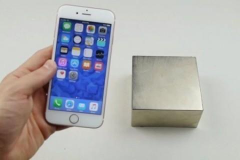 <strong>iPhone 6S</strong>'e, erimiş metal ile eziyet ettiler