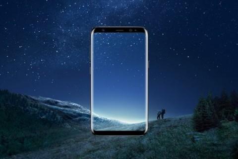 <strong>Samsung Galaxy S8</strong>, klonuyla beraber hız testinde