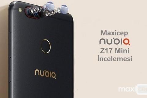 <strong>Nubia Z17 Mini</strong> İncelemesi