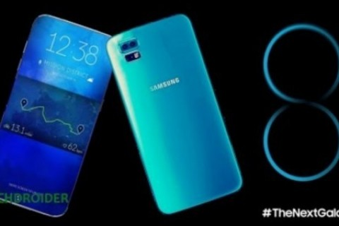 <strong>Samsung Galaxy S8+</strong> Canlı G&ouml;rselleri Sızdırıldı&nbsp;