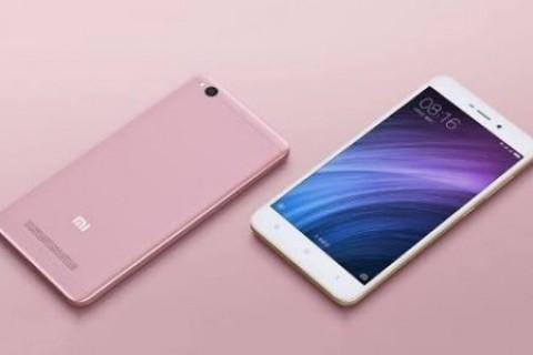 Xiaomi Redmi 4A Koyu Gri Rengi Geliyor