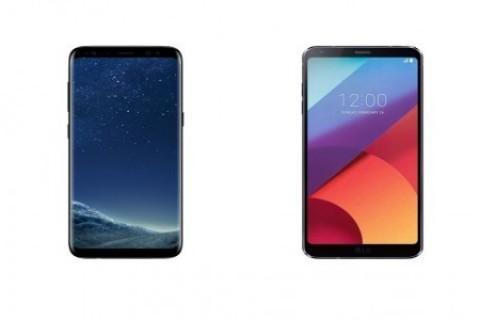 <strong>Galaxy S8</strong> ile <strong>LG G6</strong> ikilisinden bakın hangisi daha hızlı?