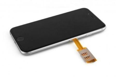 <b>iPhone 6</b> ve <b>iPhone 7 </b>serisi &ccedil;ift SIM kartlı kullanılabilir