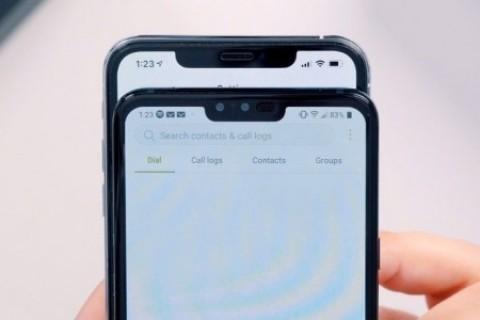 LG V40 ile iPhone XS'in kameralarından hangisi daha iyi?