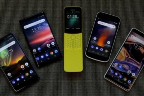 <strong>Nokia</strong>'nın 3 farklı modeli hız testinde