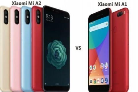 <strong>Xiaomi Mi A2</strong> mi yoksa <strong>Mi A1</strong> mi daha hızlı?