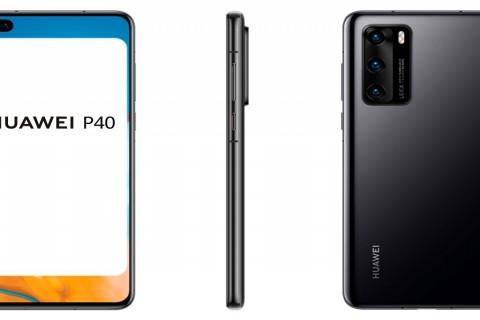 <strong>Huawei P40 Serisi Resmi Basın Görselleri</strong>