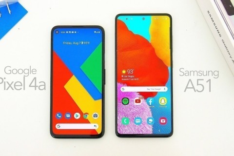 <strong>Google Pixel 4a ve Samsung Galaxy A51 Karşılaştırması</strong>